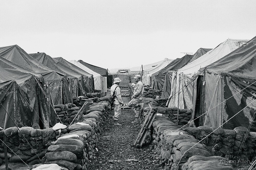 Its Grim in Khost by Keiron Allen