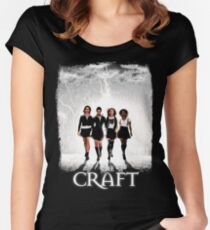 Crafty Women's Fitted Scoop T-Shirt