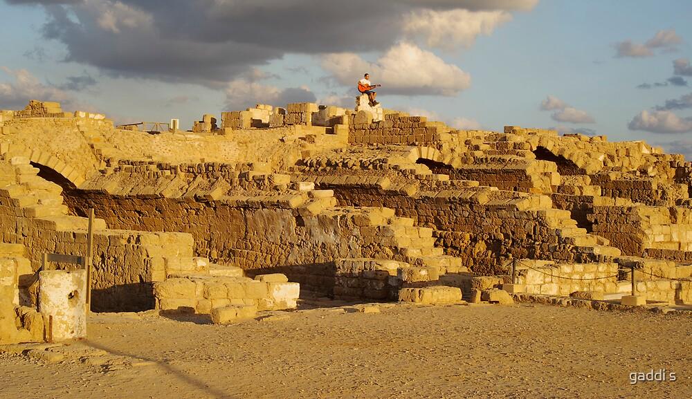 Caesarea  by gaddi s