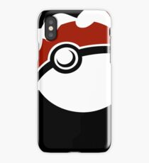 Pokemon Pokeball - Pokemon Go iPhone Case