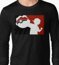 Pokemon Pokeball - Pokemon Go Long Sleeve T-Shirt