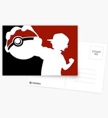 Pokemon Pokeball - Pokemon Go Postcards