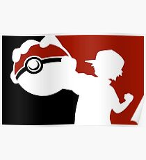 Pokemon Pokeball - Pokemon gehen Poster