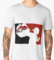 Pokemon Pokeball - Pokemon Go Men's Premium T-Shirt