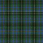 MacInnes Hunting A Original Scottish Tartan by Vickie Emms