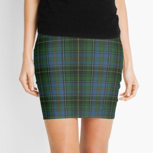 MacInnes Hunting A Original Scottish Tartan Mini Skirt