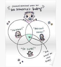 baby comic Poster