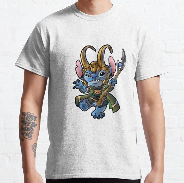 Dios de las travesuras Camiseta clásica