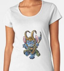 God of Mischief Women's Premium T-Shirt