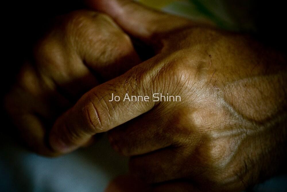 Hands of Labor by Jo Anne Shinn
