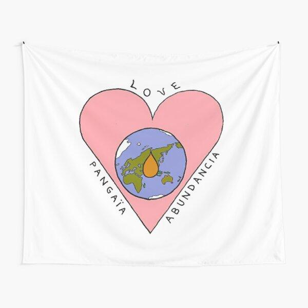 Love around the World Tapestry