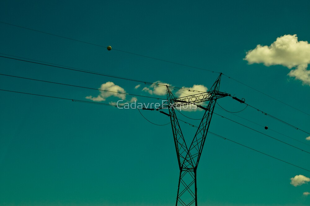 the sky moves sideways by CadavreExquis