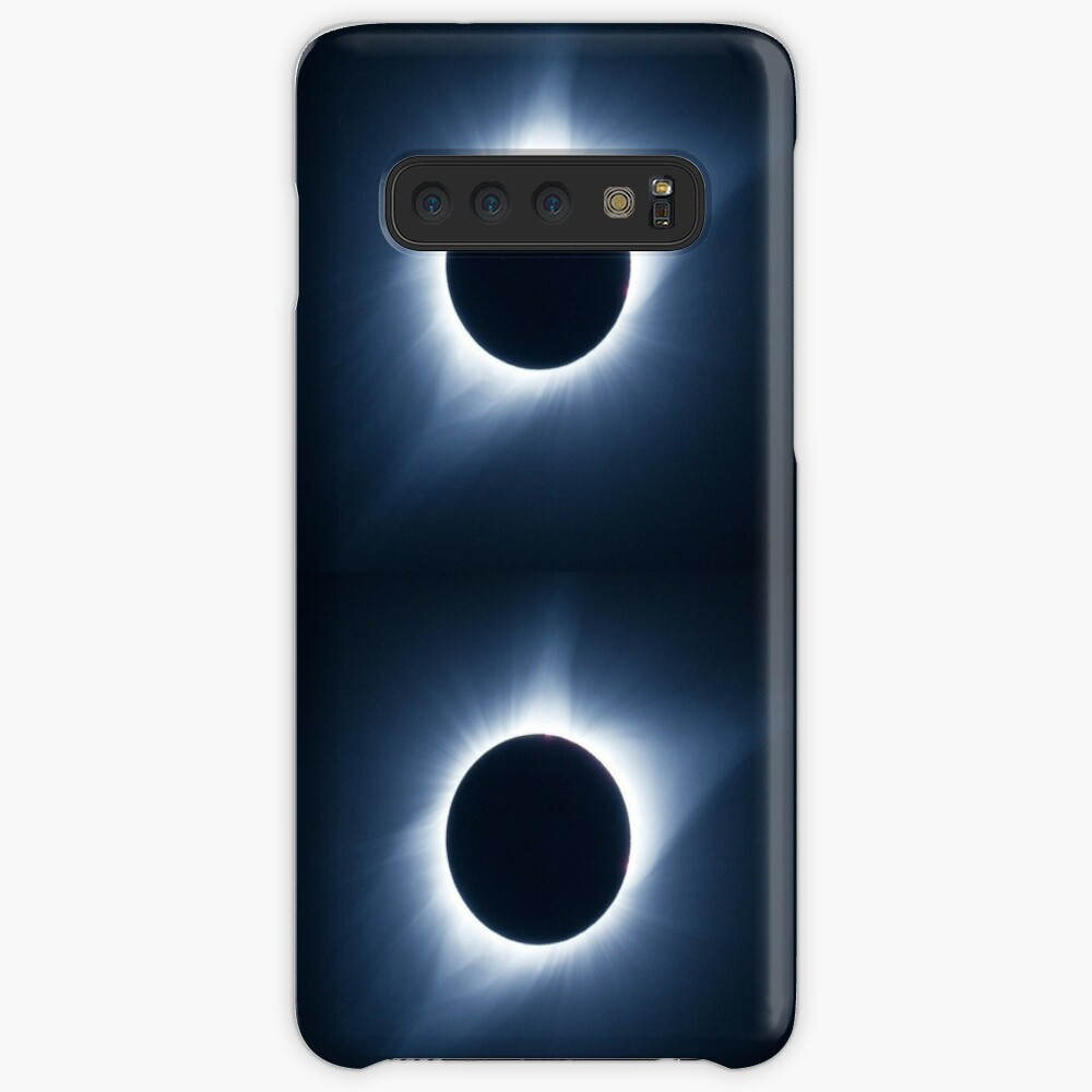 2017 Solar Eclipse - Totality Corona III Case & Skin for Samsung Galaxy