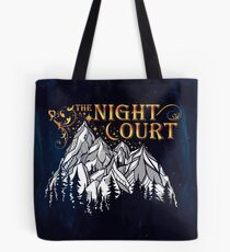 A Court of Wings and Ruin, The Night Court Tote Bag