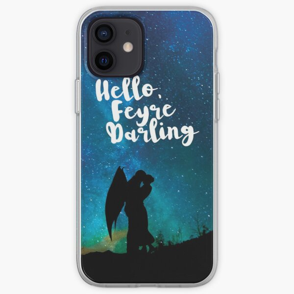 Hello, Feyre Darling - ACOMAF iPhone Soft Case