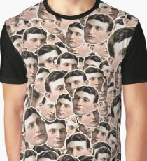 Honus Wagner baseball star - American Tobacco Company's  card Graphic T-Shirt
