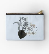 Once Upon A Time Musical -  Revenge Is Gonna Be Mine Studio Pouch