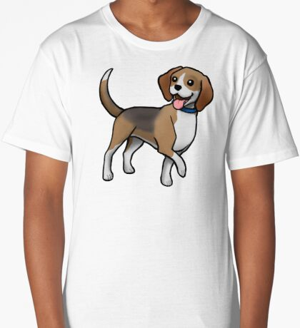 Beagle Long T-Shirt