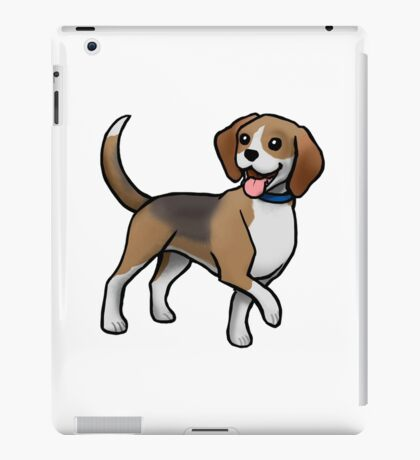 Beagle iPad Case/Skin