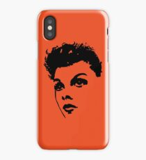 Judy Live At Carnagie Hall iPhone Case/Skin