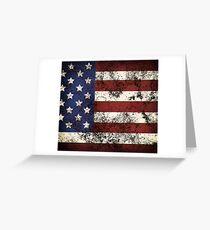 American I Greeting Card