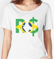Brazilian Real  Women's Relaxed Fit T-Shirt
