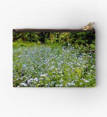 Meadow Flowers: Forget-me-nots Studio Pouch