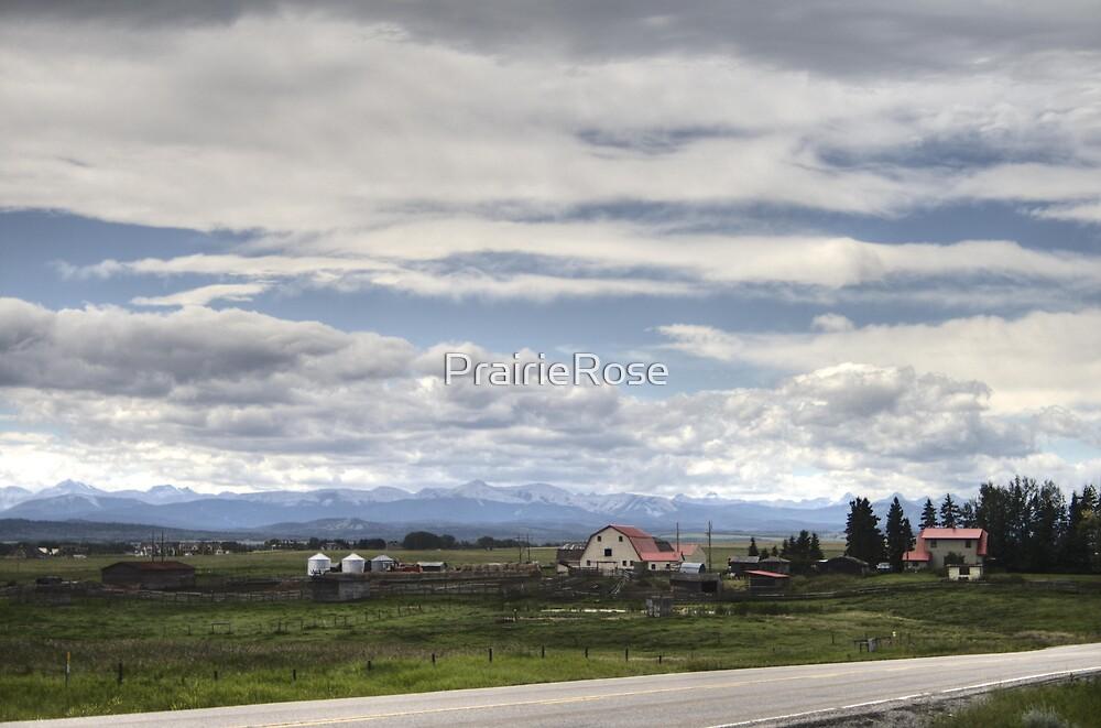 The Farm by PrairieRose