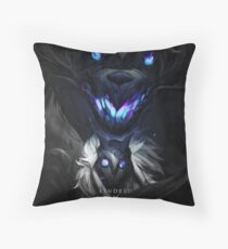League of Legends Kindred  Throw Pillow