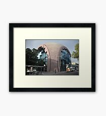 20170729 Library, Geelong, VictoriaLibray, Geelong,Victoria 2017 Framed Print