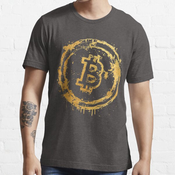 Bitcoin Gold Camiseta esencial