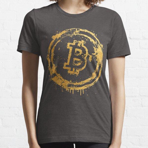 Bitcoin Gold Essential T-Shirt