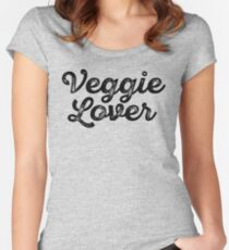 Veggie Lover Women's Fitted Scoop T-Shirt