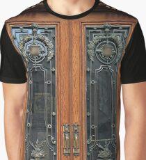 Door to the Corridors of Power Graphic T-Shirt