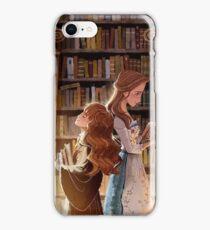 Book Babes iPhone Case/Skin