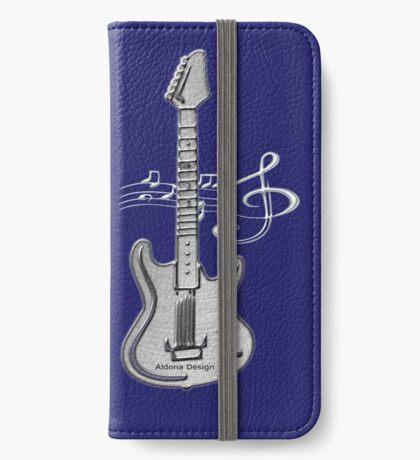 Guitar ( 252 Views) iPhone Wallet