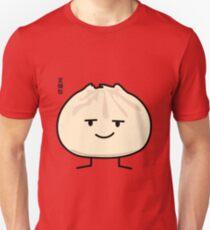 Pork Bun dim sum Chinese cha siu bao steamed bbq Slim Fit T-Shirt