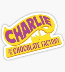 Charlie and the Chocolate Factory Broadway Musical  Sticker