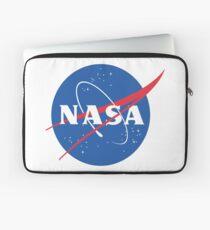 Funda para portátil Logotipo de la NASA