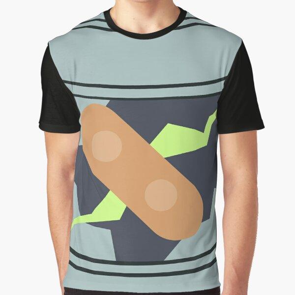 Golurk Seal (Shiny) Graphic T-Shirt