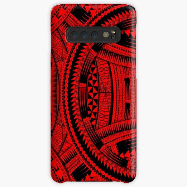 Mix Polynesian Design Samsung Galaxy Snap Case