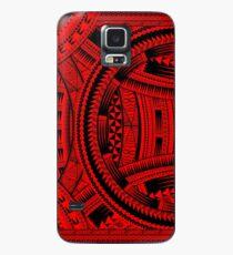 Mix Polynesian Design Case/Skin for Samsung Galaxy