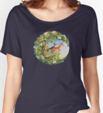 Farthing Wood Women's Relaxed Fit T-Shirt