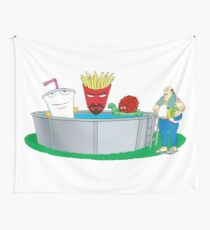Aqua Teen Hunger Force Wall Tapestry