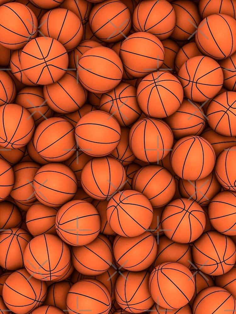 Basketballs by GrandeDuc