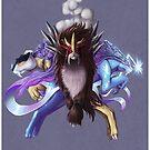 Pokemon: Legendary Beasts by qlaxx