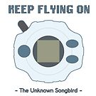 """""""Keep flying on"""" - Digimon Adventure Tri. - OP 1 English Lyrics for Butter-Fly by Morgan Berry"""