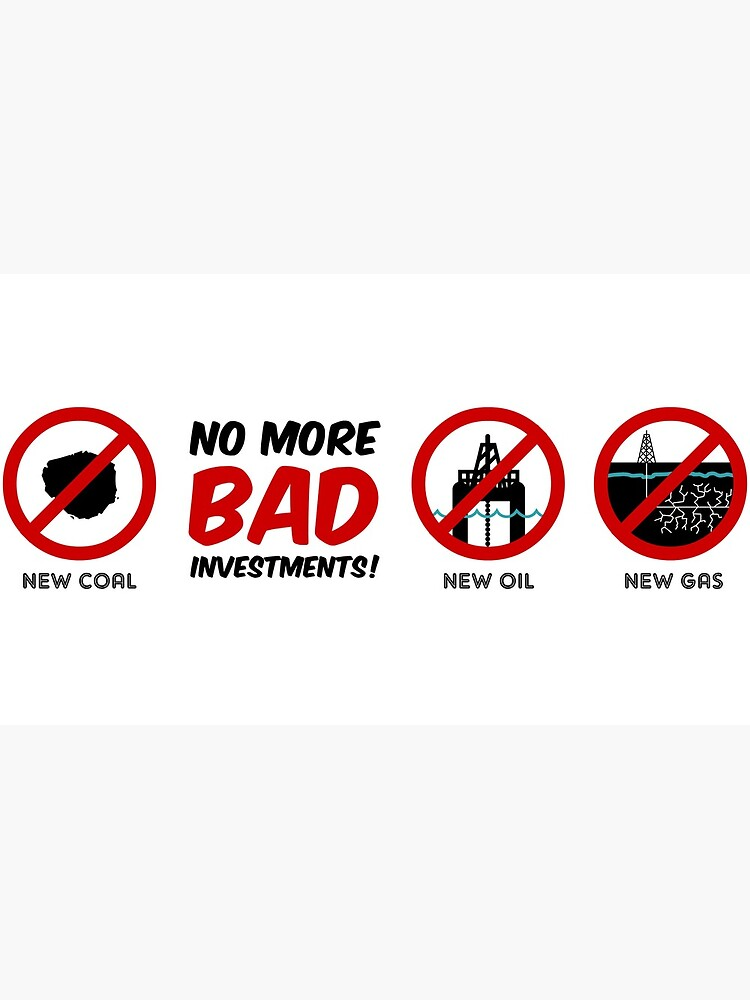 No more bad investments mug by danimations