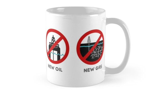 No more bad investments mug by Dan Monceaux