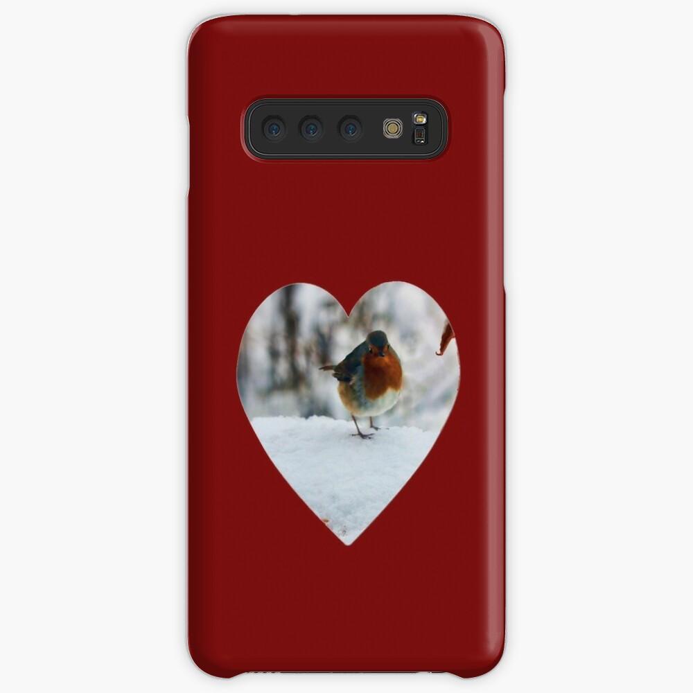 Robin Redbreast  Case & Skin for Samsung Galaxy
